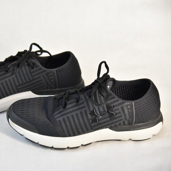 on sale 6e92d 38d91 Men's Under Armour SpeedForm Gemini 3 Shoes Black